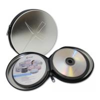 xlayer metal cd wallet 12cd photo