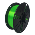 gembird 3dp petg175 01 g green 175 mm 1 kg 3d printer supplies extra photo 1