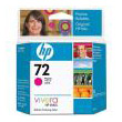 gnisio melani hewlett packard no 72 vivera iodes magenta 69ml me oem c9399a photo