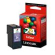 gnisio melani lexmark egxromo colour no 24 me oem 18c1524e photo