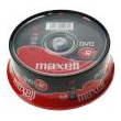 maxell dvd r 47 16x cakebox 25pcs photo