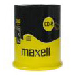 maxell cd r 700mb 80min 52x cakebox 100pcs photo