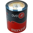 maxell dvd r 47gb 16x shrink pack 100pcs photo