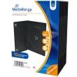 mediarangedvd slimcase disc 7mm black 10pcs photo