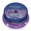 verbatim dvd r 16x 47gb cakebox 25pcs photo