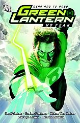 green lantern no fear photo