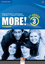 more 3 workbook 2nd edition photo
