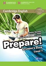 prepare level 7 students book photo