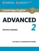 cambridge english advanced 2 students book photo