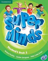 super minds 2 students book dvd rom photo