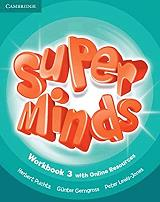 super minds 3 workbook on line resources photo