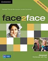 face 2 face advanced workbook 2nd ed photo