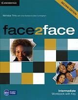 face 2 face intermediate workbook 2nd ed photo