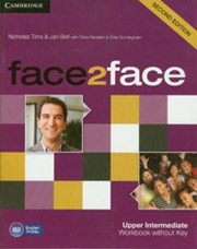 face 2 face upper intermediate workbook 2nd ed photo