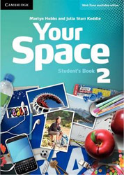 your space 2 students book photo