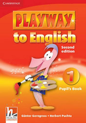 playway to english 1 students book 2nd ed photo