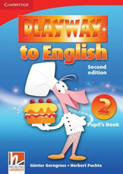 playway to english 2 students book 2nd ed photo
