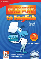 playway to english 2 workbook 2nd ed photo