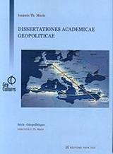 dissertationes academicae geopoliticae photo