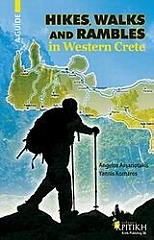 hikes walks and rambles of western crete a guide photo