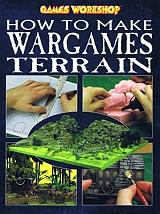 how to make wargames terrain photo