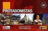 protagonistas a1 cuaderno de lexico ispanika ellinika photo
