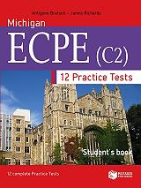 12 practice tests for michigan ecpe students book photo
