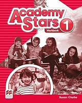 academy stars 1 workbook photo