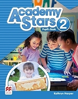 academy stars 2 students book photo