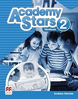 academy stars 2 workbook photo