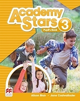 academy stars 3 students book photo