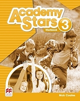 academy stars 3 workbook photo