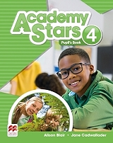 academy stars 4 students book photo