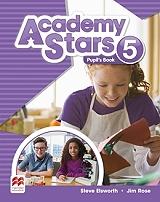 academy stars 5 students book photo