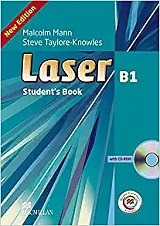 laser b1 students book cd rom mpo pack 3rd ed photo