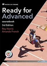 ready for advanced students book mpo audio cd 3rd ed photo