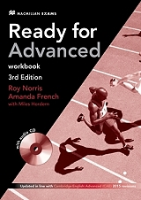 ready for advanced workbook audio cd 3rd ed photo