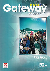 gateway b2 students book pack 2nd ed photo