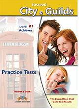 city guilds level b1 achiever practice tests teachers book photo