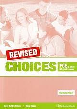 revised choices fce companion photo