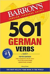 barrons 501 german verbs photo