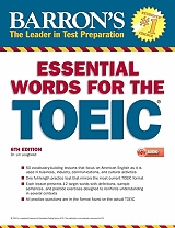 barrons essential words for the toeic mp3 pack 6th ed photo