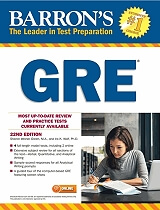 barrons gre with online practice tests 22nd ed photo