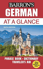 barrons german at a glance photo