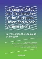 language policy and translation in the european union and world organisations photo