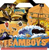 teamboys to balitsaki pirates stickers photo