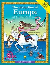 i love mythology the abduction of europa and the story of her three sons photo