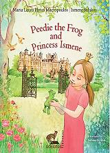 peedie the frog and princess ismene photo