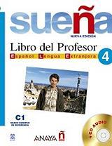 suena 4 libro del profesor 2 cd photo