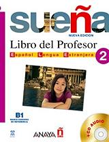 suena 2 libro del profesor 2cd photo